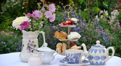 هذه أفضل الأماكن في العالم لشرب الشاي!