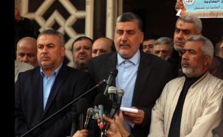 فصائل المقاومة: عقد المركزي تحت حراب الاحتلال يؤثر على مخرجات الاجتماع
