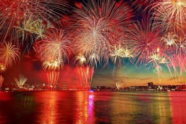 البشر يحرقون تريليون دولار في بداية كل سنة!