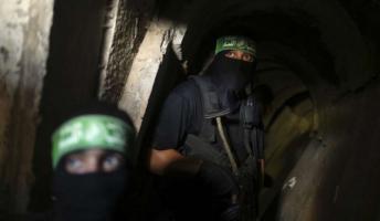 الأنفاق في غزة