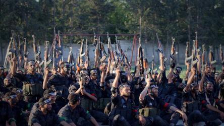 """الغوطة تغرق بالدماء والفصائل السورية في إدلب تدعو لمواجهة """"النصرة"""""""