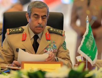 الملك سلمان يقيل رئيس هيئة الأركان وقائدي القوات الجوية والبرية