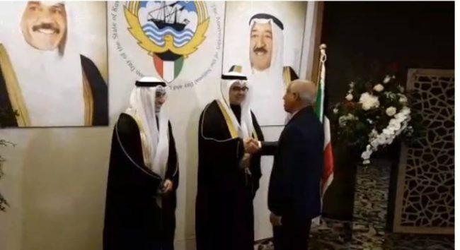 عياش وغزة والترابين يشاركون الكويت احتفالاتها بالأعياد الوطنية (فيديو)