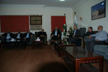 وفد حماس للقاهرة