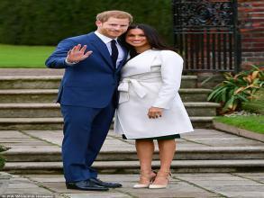 تخلت عن التمثيل من أجله.. تفاصيل زواج الأمير هاري ونجمة هوليود