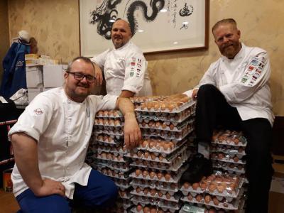 ترجمة جوجل تتسبب بإرسال 15 ألف بيضة لفريق في الأولمبياد!