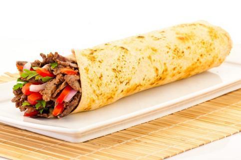 ساندوتش شاورما
