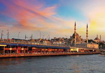 برنامج سياحي لتركيا لمدة أسبوع كامل من اجل راحتك!