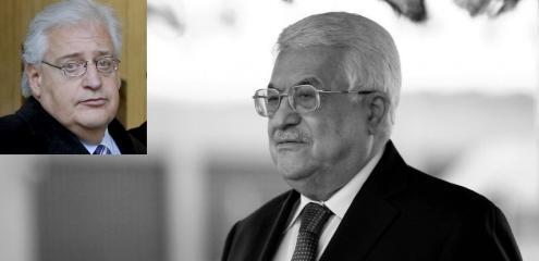 الرئيس عباس يشتم سفير أمريكا في إسرائيل ويصفه بالمستوطن (فيديو)