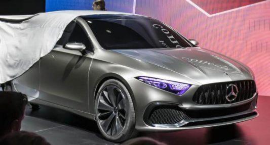 مرسيدس بنز الفئة A لعام 2019.. سيارة شبابية ديناميكية فاخرة (صور)