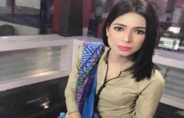 أول مذيعة متحولة جنسيا في باكستان تتصدر عناوين الأخبار