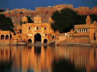 لا يوجد مكان في العالم يشبه المدينة الذهبية في جايسالمير بولاية راجاستان