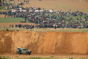 جنرال إسرائيلي: الجيش سيُنهي كل شيء عند السياج