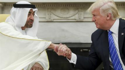 """""""ديلي ميل"""" تكشف بالأسماء تدخل الإمارات بانتخابات أمريكا"""