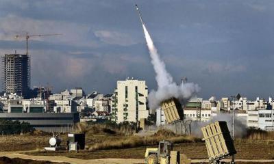 """نتائج تحقيق الاحتلال: """"القبة الحديدية أطلقت أمس 20 صاروخا عبثا"""""""