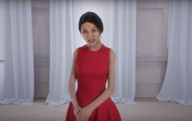 """بالفيديو.. """"فتاة رقمية"""" يصعب تمييزها عن الحقيقية آخر إنتاجات شركة أمريكية"""