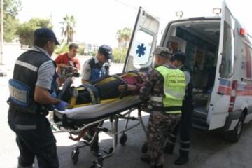 مصرع شاب من الخليل بحادث سير في الأردن