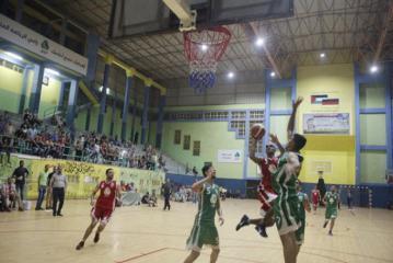 خدمات البريج بطلاً لسوبر السلة بغزة