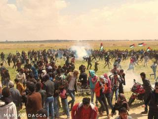 تركيا تدين استخدام إسرائيل القوة المفرطة ضد متظاهرين فلسطينيين
