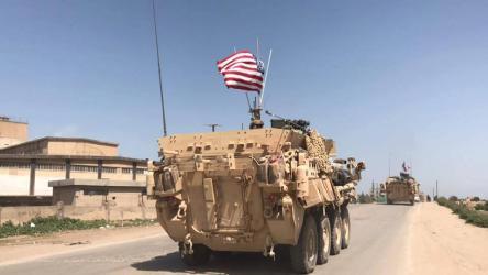 """ناشينال إنترست: حان """"إعلان النصر"""" في سوريا وسحب قواتنا منها"""