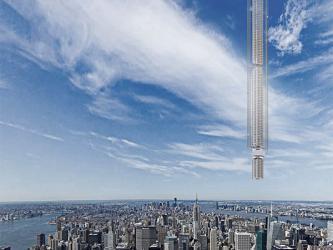 برج عال يُعانق الغيوم في سماء دبي.. إليك التفاصيل