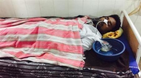 شاب هندي يحاول الانتحار لفشله بتنظيم مظاهرة نصرة لسوريا