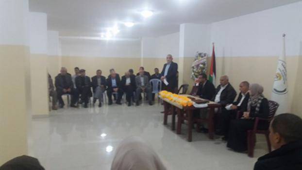 المتقاعدون العسكريون بالتنسيق مع مركز (بيتك) تحتفل بتخريج الدفعة الأولى لدورة اللغة الإنجليزية بغزة