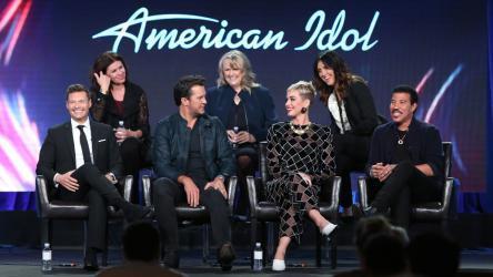 كاتي بيري.. برنامج American Idol أفضل برامج اكتشاف المواهب