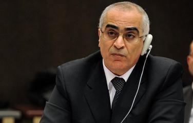 سفير دولة فلسطين لدى سويسرا إبراهيم خريشي