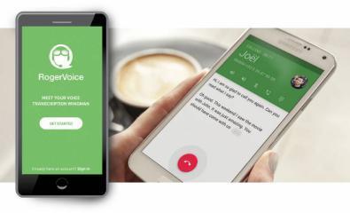 تطبيق يجعل الصم يتحدثون عبر الهاتف