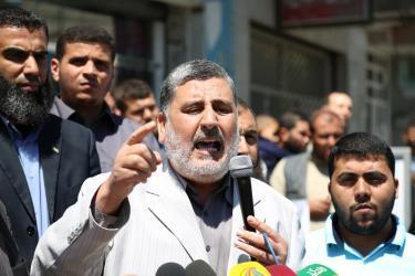 المدلل: يجب إتمام المصالحة لمواجهة المؤامرات وجهود مصر مستمرة