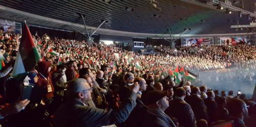 """الحكومة اللبنانية تنفي علاقتها بإلغاء """"المؤتمر الشعبي الفلسطيني"""""""