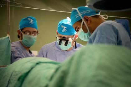 وصول ثلاثة وفود طبية أجنبية لغزة
