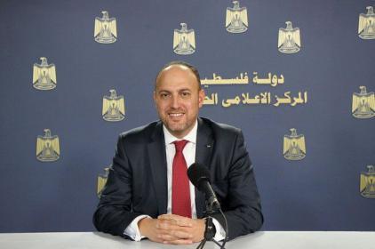 السفير الفلسطيني في واشنطن حسام زملط