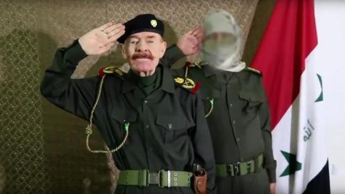 """""""الدوري"""" يظهر مجدداً.. هدد بغداد وحذر الخليج من مؤامرة"""