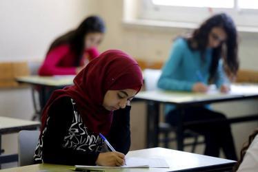 """76811 طالبا وطالبة يتوجهون لأداء امتحان """"الإنجاز"""""""