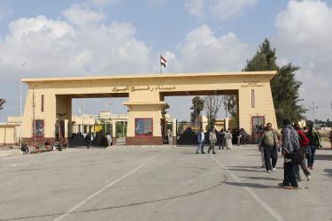 صحيفة أمريكية: مصر تفتح باب الأمل لسكان غزة
