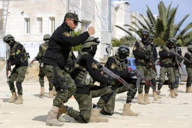 كشف تقاعد جديد لجهاز الأمن الوقائي في قطاع غزة