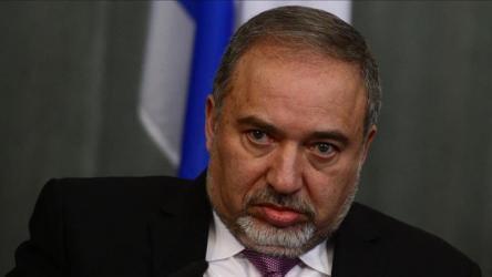 ليبرمان: قيادة حماس هم مجموعة من آكلي لحوم البشر وتعرضوا لهزيمة قاصمة