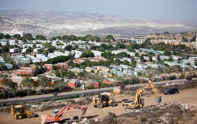 الاحتلال سيصادق على بناء 2500 وحدة استيطانية بالضفة الاسبوع المقبل