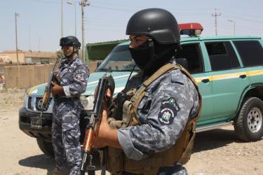 """بُعيد بدء الاقتراع.. هجوم لـ""""داعش"""" يقتل 6 من الأمن العراقي"""