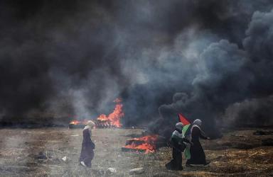 رايتس ووتش: واشنطن فقدت مصداقيتها لإعاقتها التحقيق بمجزرة غزة