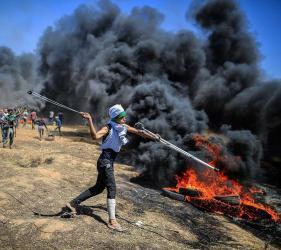 الصحة العالمية: 115 غزياً استشهدوا منذ بداية مسيرات العودة