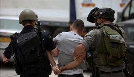 الاحتلال يعتقل 22شابا من الضفة المحتلة