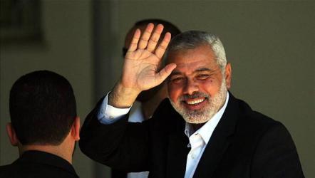 موقع عبري: هنية يصل القاهرة غدًا للقاء رئيس المخابرات المصرية