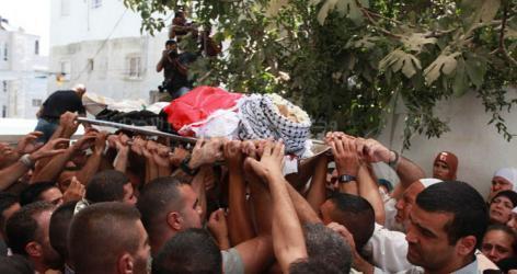 استشهاد 3 لاجئين فلسطينيين في سوريا