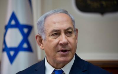 نتنياهو يهدد غزة وسوريا ولبنان وإيران