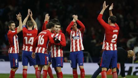 أتلتيكو مدريد الإسباني بطلًا للدوري الأوروبي