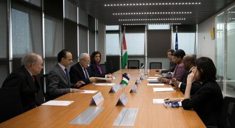 بيان المدعية العامة للمحكمة الجنائية بشأن الإحالة المقدمة من فلسطين