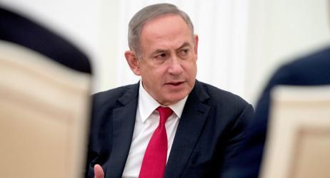 نتنياهو: السلام مع الفلسطينيين ممكن ولكن ليس مع حماس
